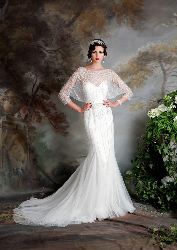 Vestidos de novia inspirados en los años 20 12