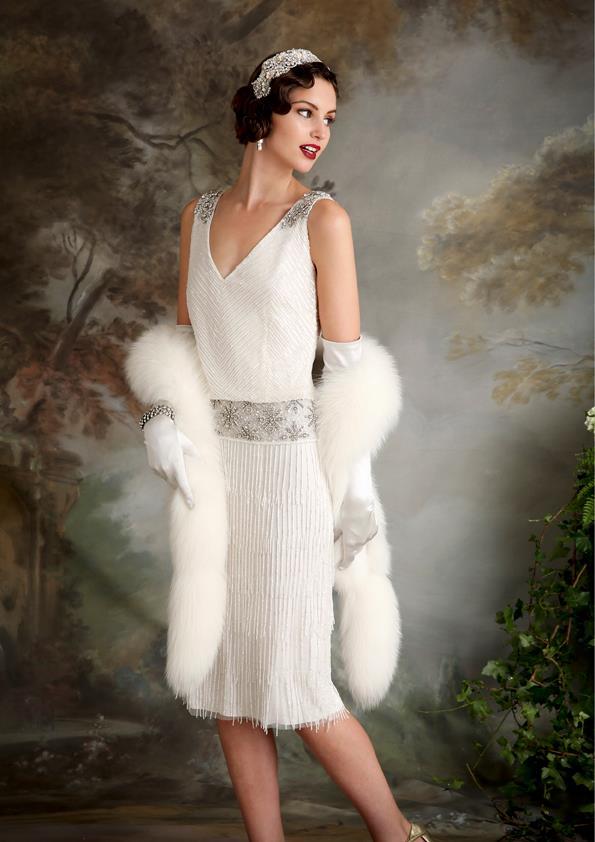 Vestidos de novia inspirados en los años 20 14