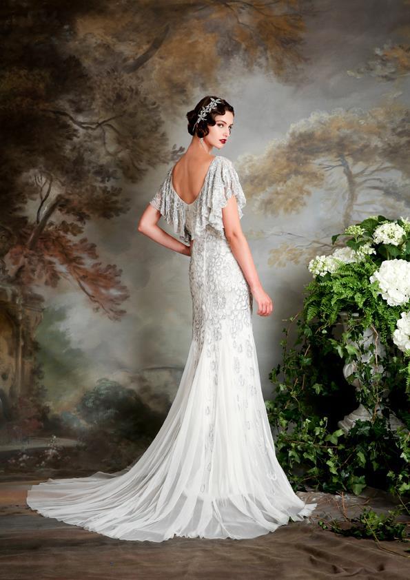 Vestidos de novia inspirados en los años 20 16