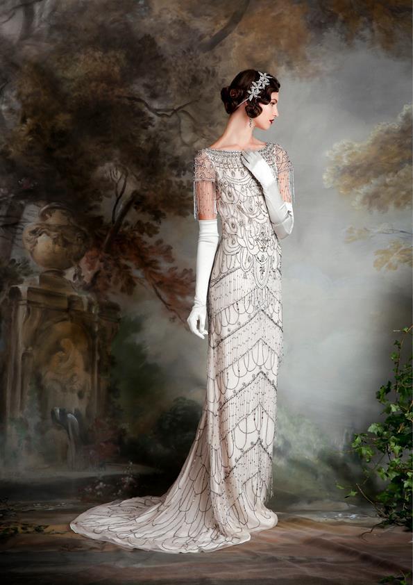Vestidos de novia inspirados en los años 20 17