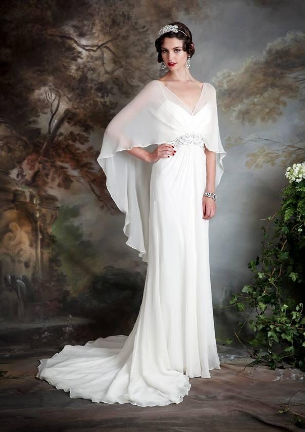 Vestidos de novia inspirados en los años 20 18