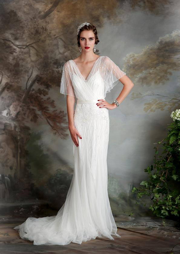 Vestidos de novia inspirados en los años 20 1