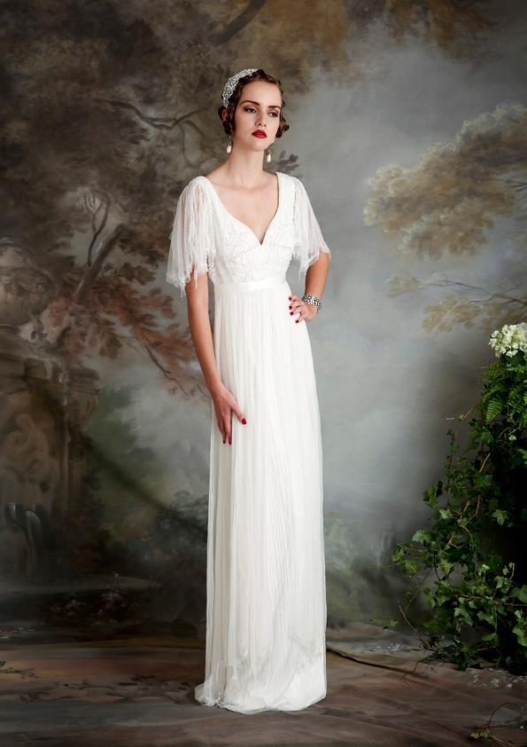 Vestidos de novia inspirados en los años 20 8