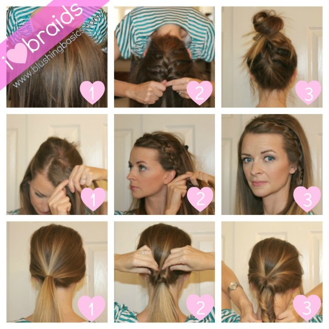 15 Quick And Easy 10-Minute Hairstyles - Fashion Diva Design