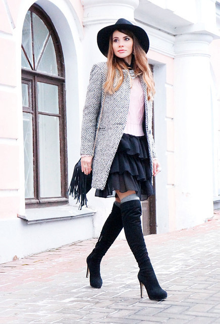 15 Cool And Stylish Winter Outfits To Copy Now