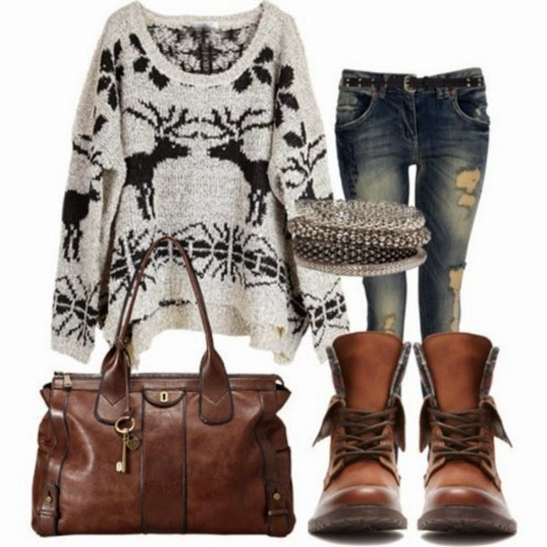 15 Cute And Casual Outfits For The Winter
