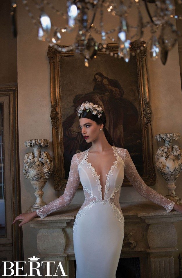 outstanding wedding dresses SS 2015 (15)