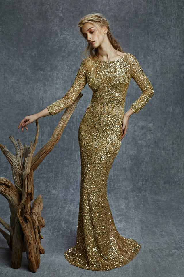 Pre-Fall 2015 Collection by Reem Acra