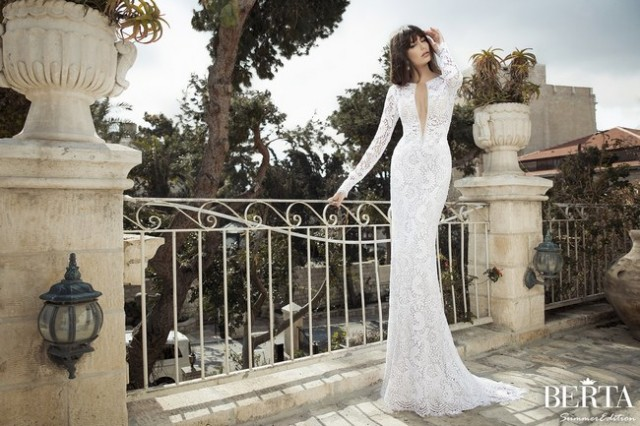 Outstanding wedding dress collection 2015 by berta bridal