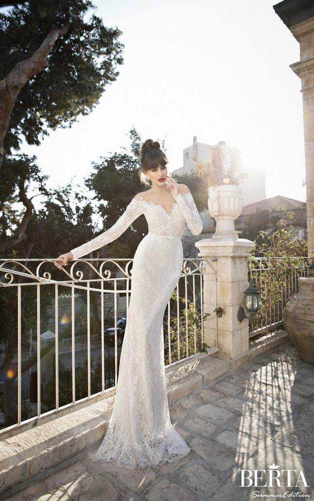 Outstanding Wedding Dress Collection 2014 by Berta Bridal