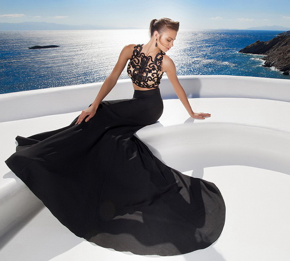 Glamorous And Eye-Catching Collection By Tarik Ediz For Spring 2015