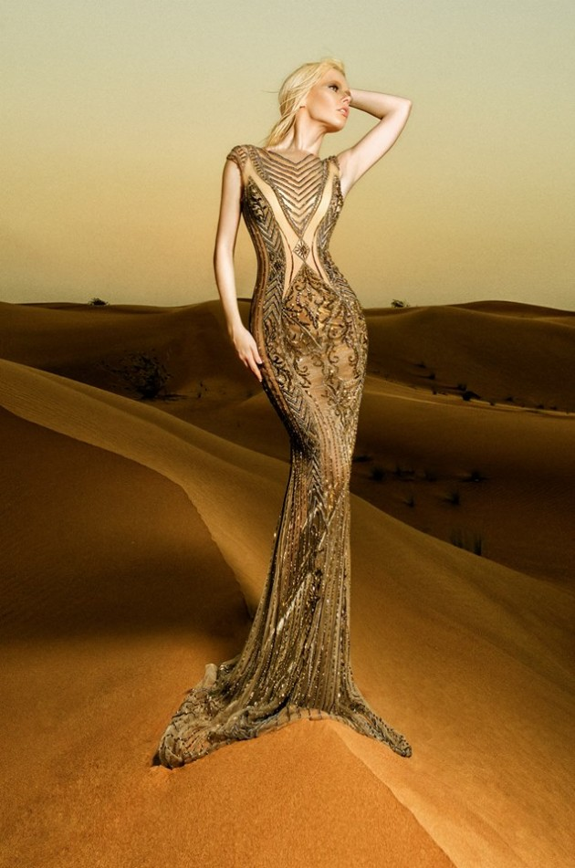 SMOKE AND MIRRORS BY DANY TABET FOR S/S 2015
