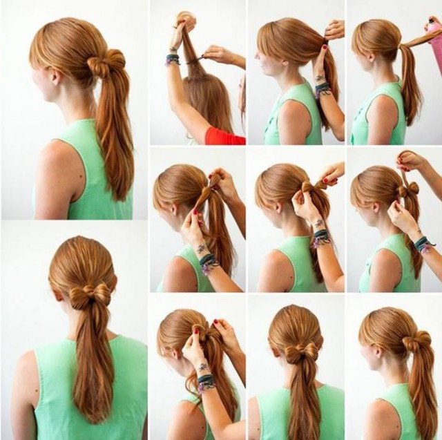 Excellent Latest And Beautiful Step By Step Hairstyles For Girls By Techblogstop