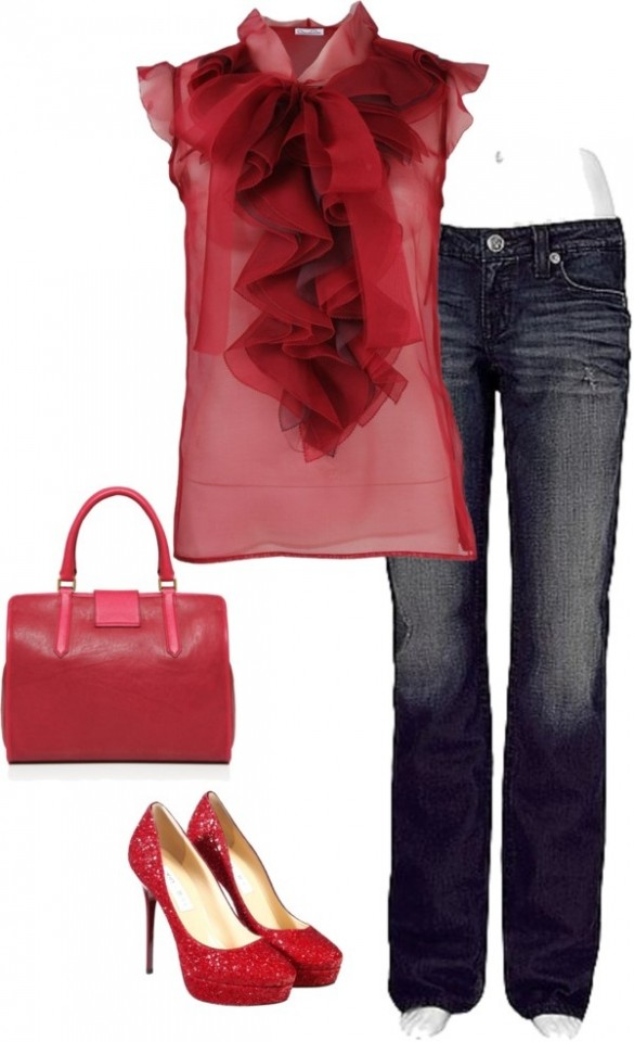 creative casual valentines day outfit ideas