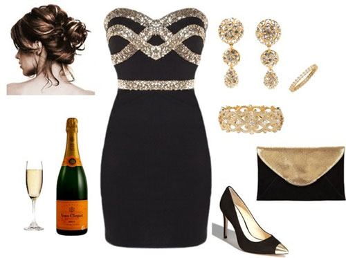 Party dresses polyvore year party dresses for