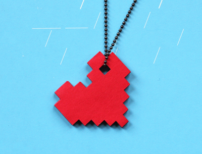 DIY-paper-necklace
