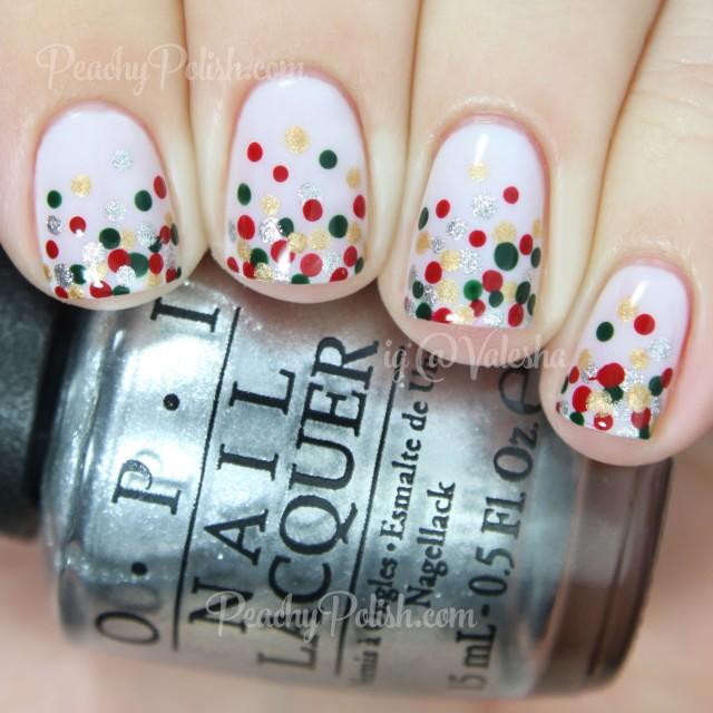 Gradient-Christmas-Dots