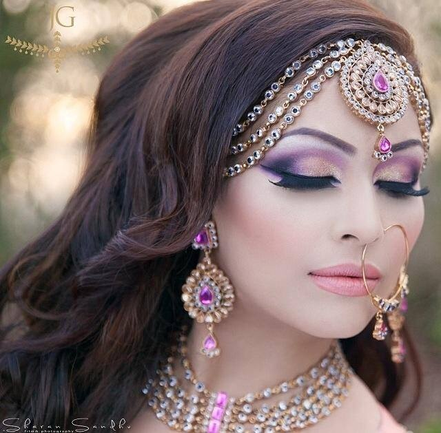 Latest-Pakistani-and-Indian-Bridal-Hairstyle-Trend-2014-4