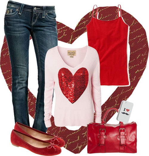 Polyvore-Valentines-Day-Casual-Outfits-For-Girls-Women-2014-13
