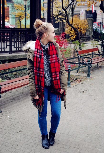 Casual Winter Street Style Looks That Will Keep You Warm