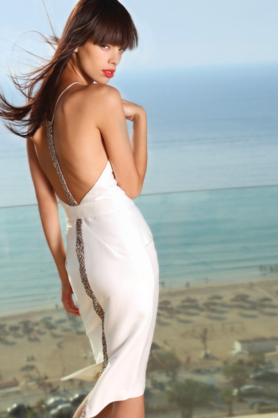 ROUTE XII – SPRING/SUMMER 2015 COLLECTION BY CAROLINE SEIKALY