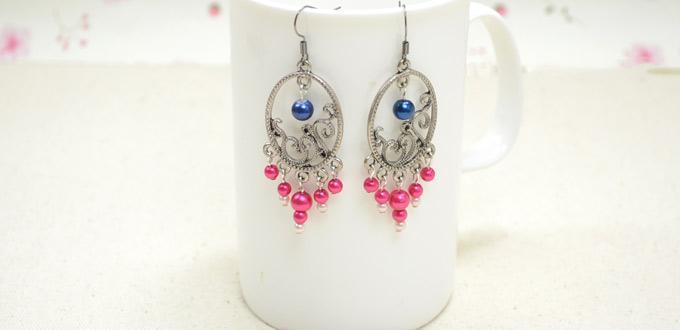 15 Lovely DIY Pearl Earrings