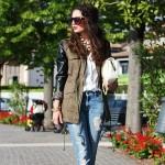 18 Ways To Wear Khaki This Spring