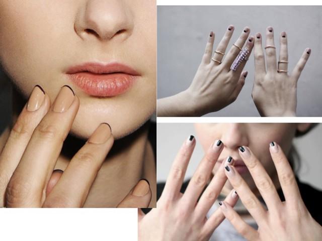 nail-art-white-black-neutral