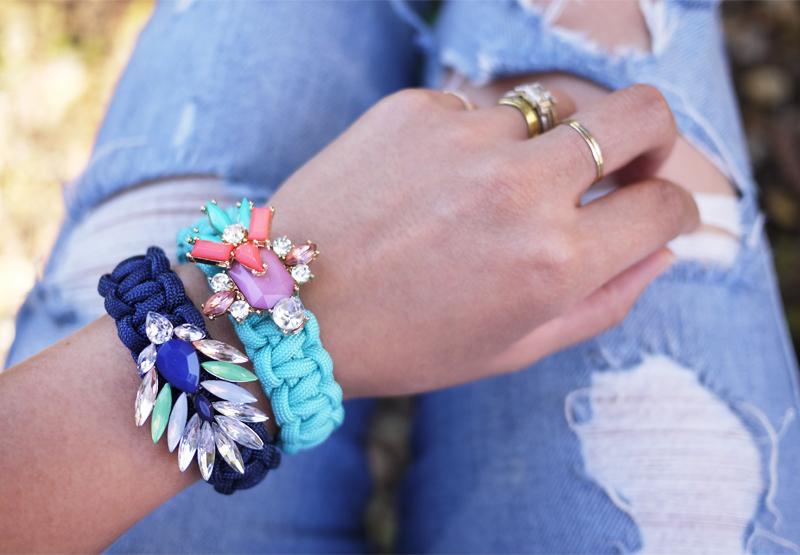 15 DIY Jewel Embellished Ideas