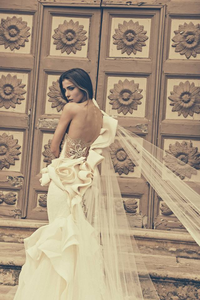 Lovely Bridal 2015 Collection by Julia Kontogruni