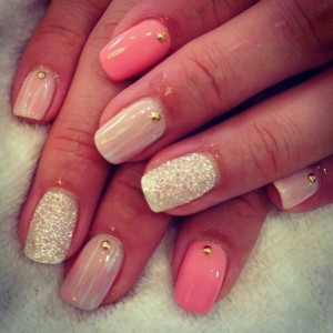 15 pink and gold nail art designs tumblrmi58w9ootw1rwtu57o1500 300x300 prinsesfo Choice Image