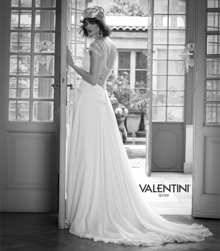 Magnificent Wedding Dress 2015 Collection by Valentini Spose
