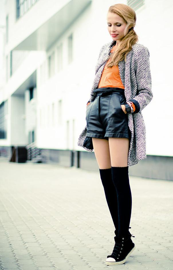 USA Fashion | Music News: 15 Chic And Stylish Ways To Wear ... Knee High Socks Summer Outfits
