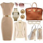 15 Polished Office-Inspired Polyvore Outfits