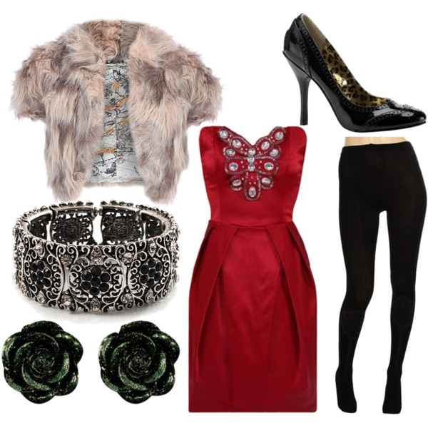 Glam And Chick Polyvore Combinations To Rock Your Next Party