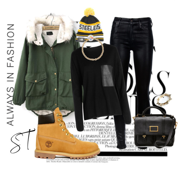 17 warm and comfy polyvore outfits with timberland boots. Black Bedroom Furniture Sets. Home Design Ideas