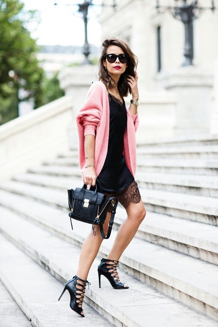 Lace Trimmed Skirt Is The Newest Fashion Trend
