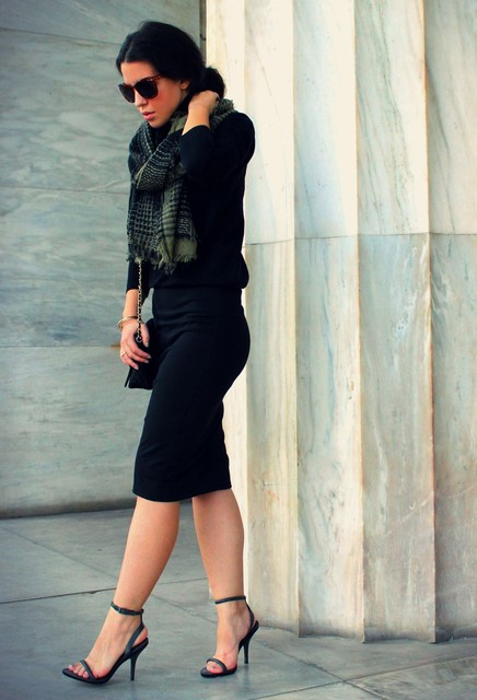 16 Pencil Skirts To Update Your Office Attire