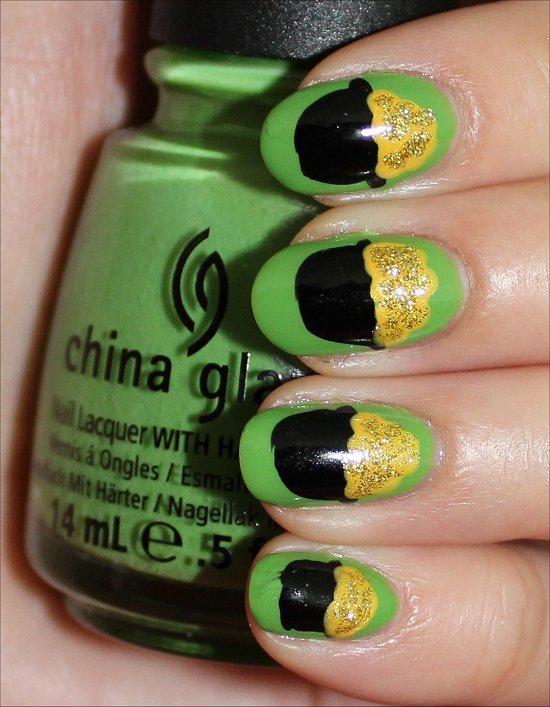 Pot-of-Gold-Nails-Nail-Art-Tutorial-Swatches