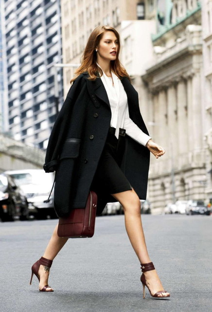 19 Office Combinations To Wear This Winter