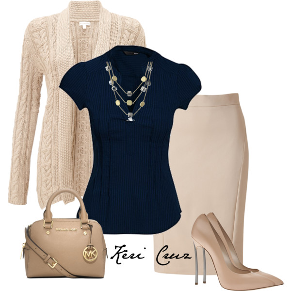 15 Sophisticated Office Polyvore Combinations