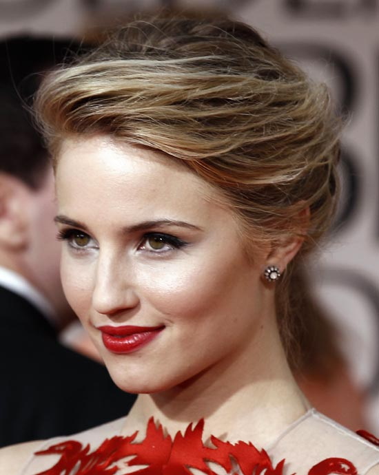 perfect makeup ideas for your red dress