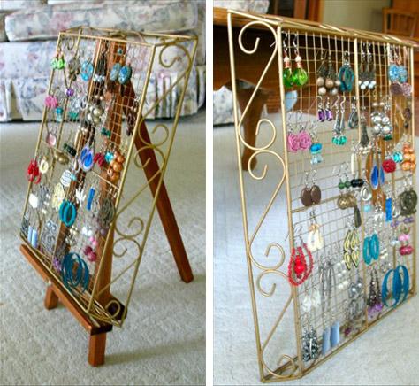 earring-rack