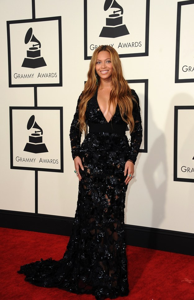 HOT OR NOT AT THE GRAMMYS 2015