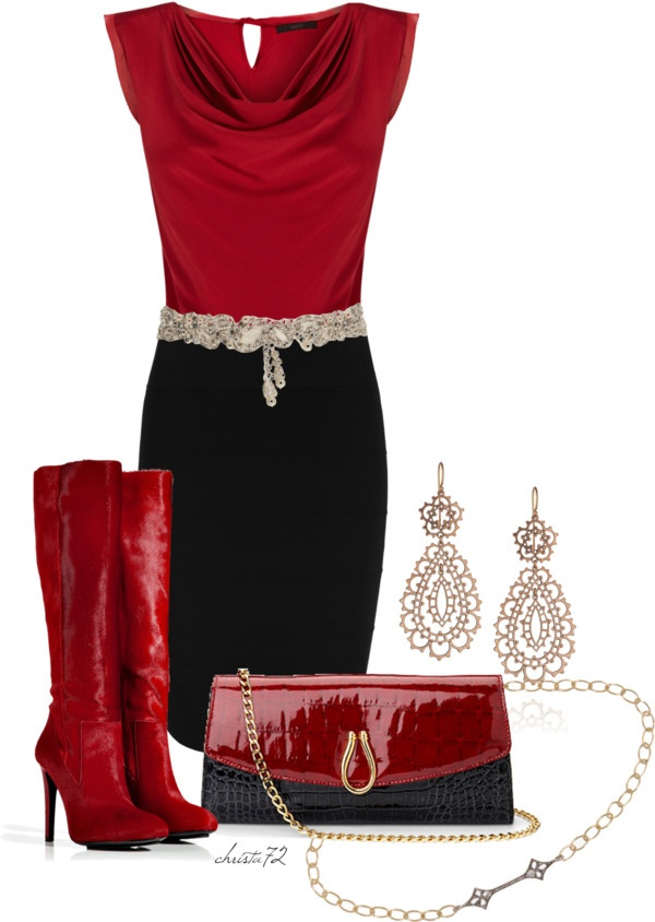 15 Elegant Combinations For Valentineu0026#39;s Day