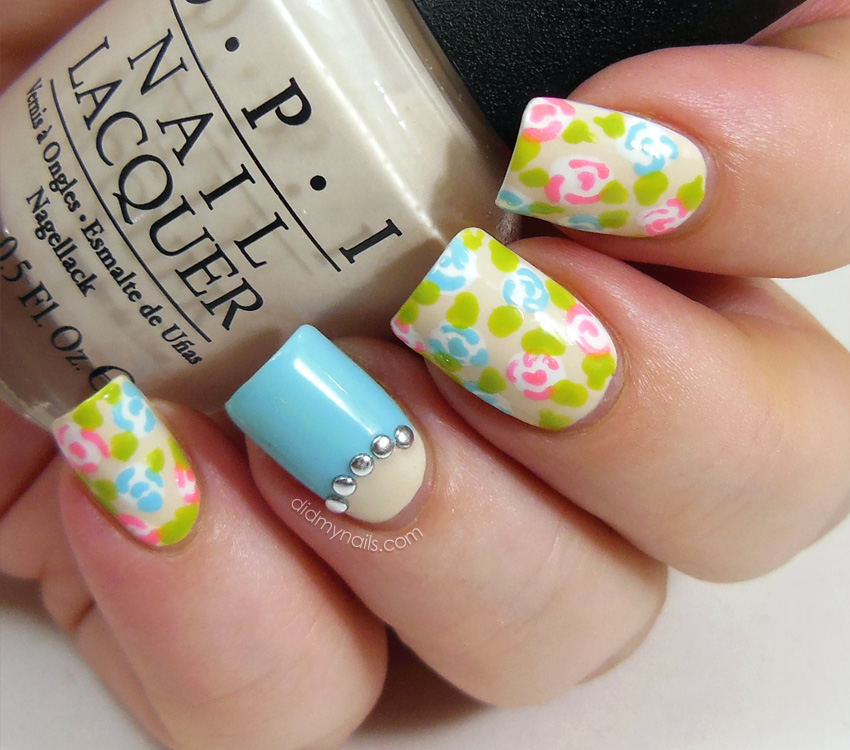 Adorable Nail Art: 16 Marvelous Nail Art Designs To Try This Spring