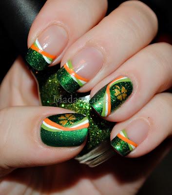 irish-flag-nails