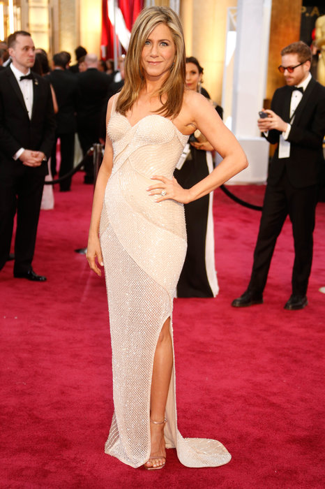 The Best-Dressed Celebs at the Oscars 2015