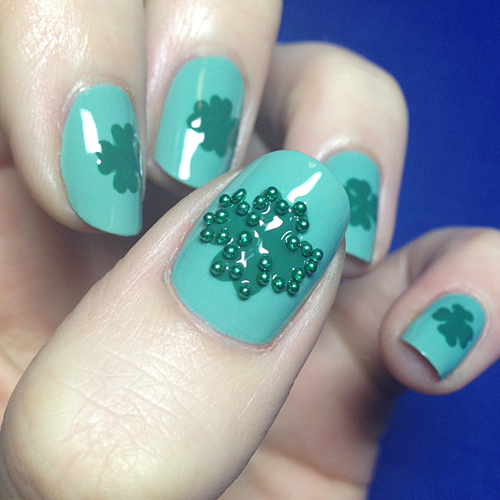 17 Cute St. Patrick's Day Nails You Must See