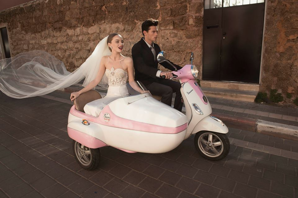 Timeless Wedding Dresses By Solo Merav